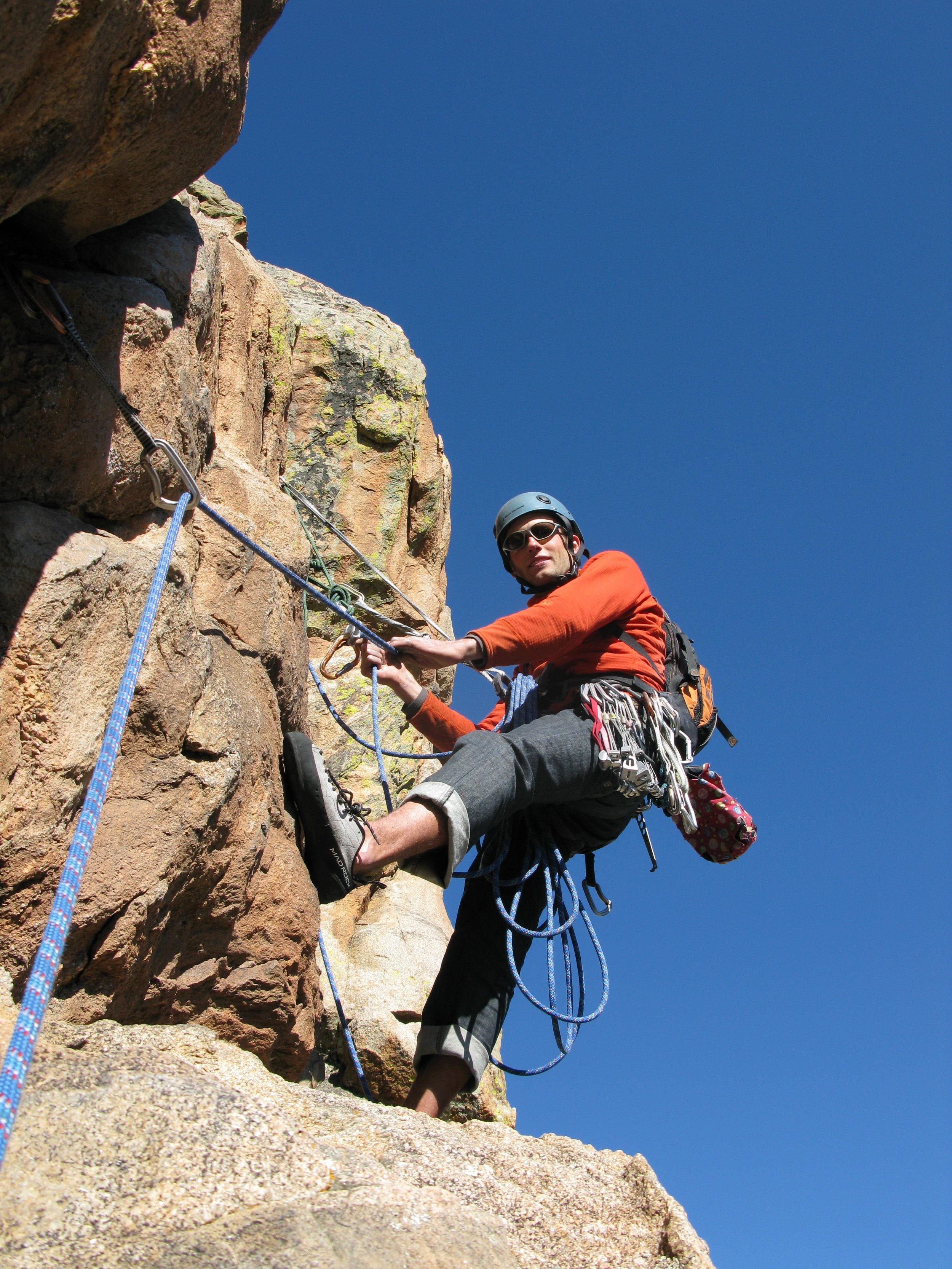 Buena Vista, Colorado   Rock Climbing    Learn More  ❄ ︾