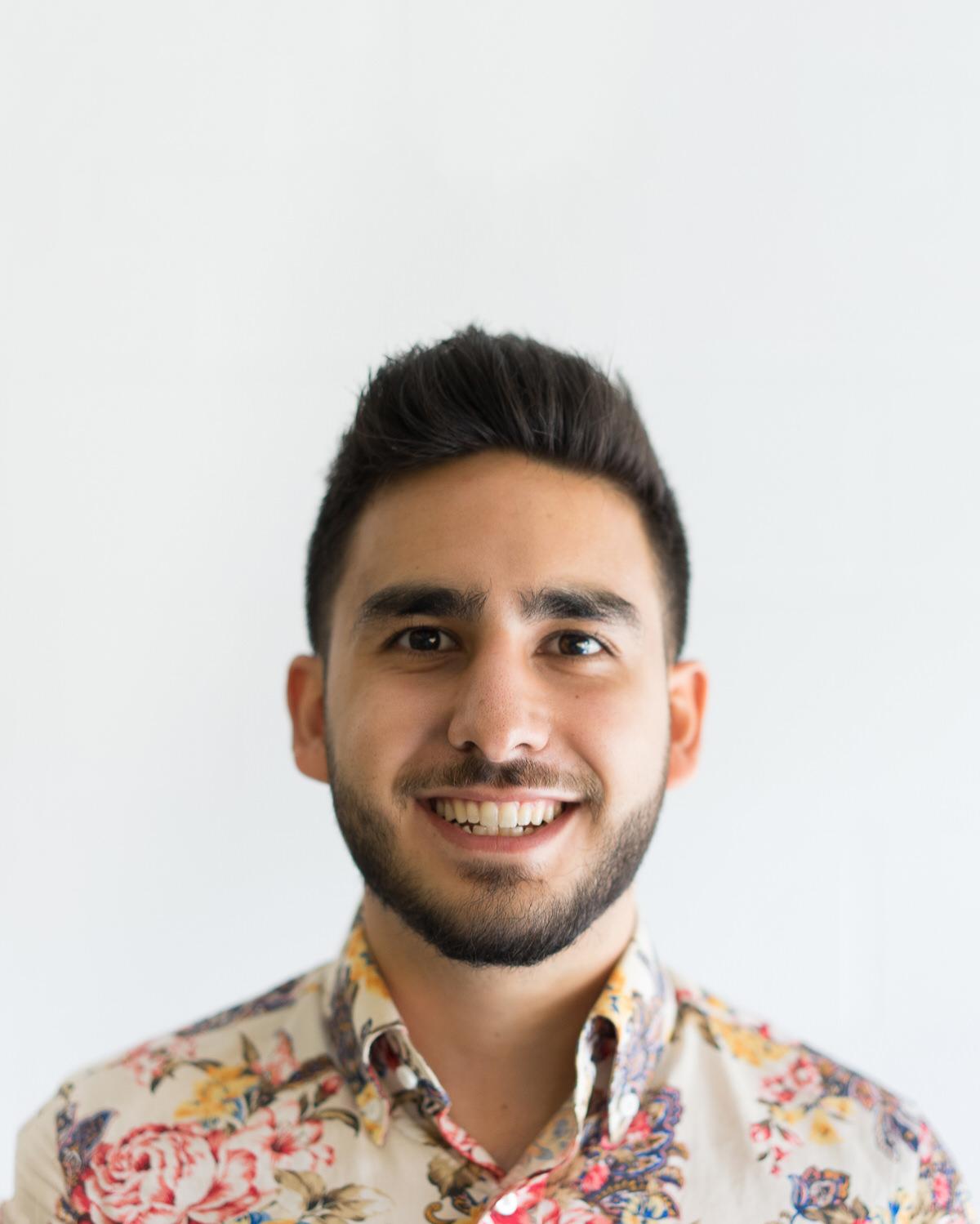 Adam El-Masri<br>Simulation & Experimentation Team Lead