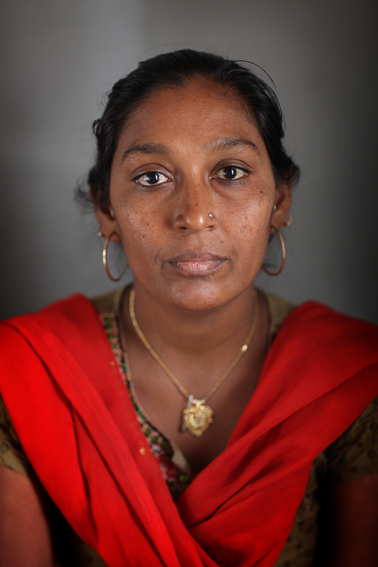 Mutmaz - Mutmaz is 35, married and has two children from her first marriage – their father died. Her new husband does not want any more children. They hope that her surrogacy will mean that they can buy a house, even put a little aside for the future.No one in the village knows, not even their closest relatives. She would be banished from the village if they did.Mutmaz pays the parents of her late husband to look after her children. Her husband is a rickshaw driver and he misses her. He comes often to visit. She feels the same way and is uneasy without her children.Mutmaz is one month pregnant from a frozen embryo sent from the US. She has had no contact with the biological parents.