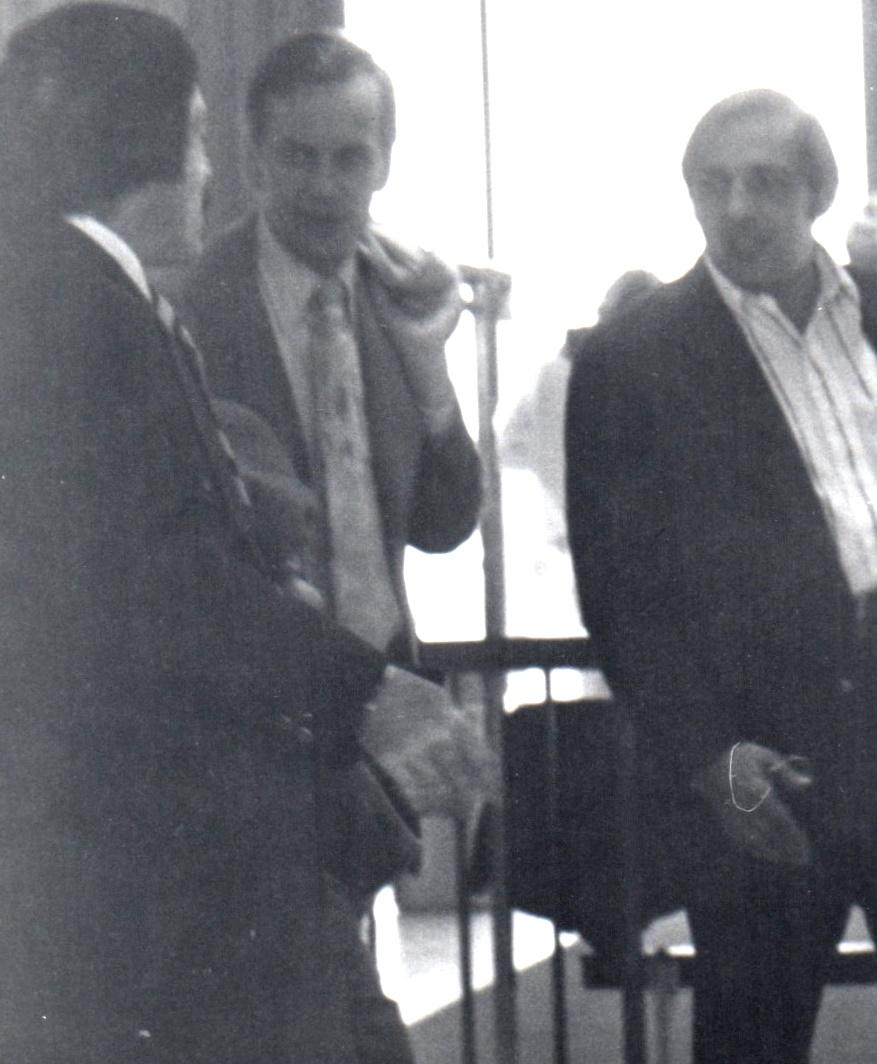 Bob Bendis, Phil Kitzer, and Armand Mucci