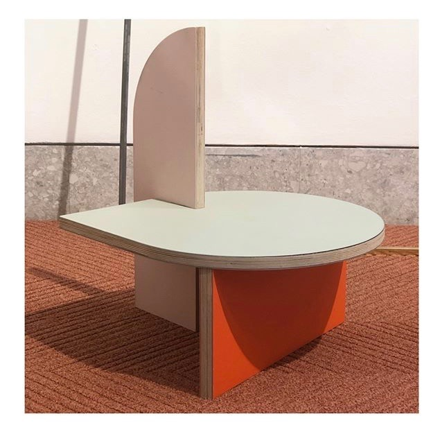 Side table in collaboration with Cartoni     https://www.cartonidesign.com/product/side-table-berlin/