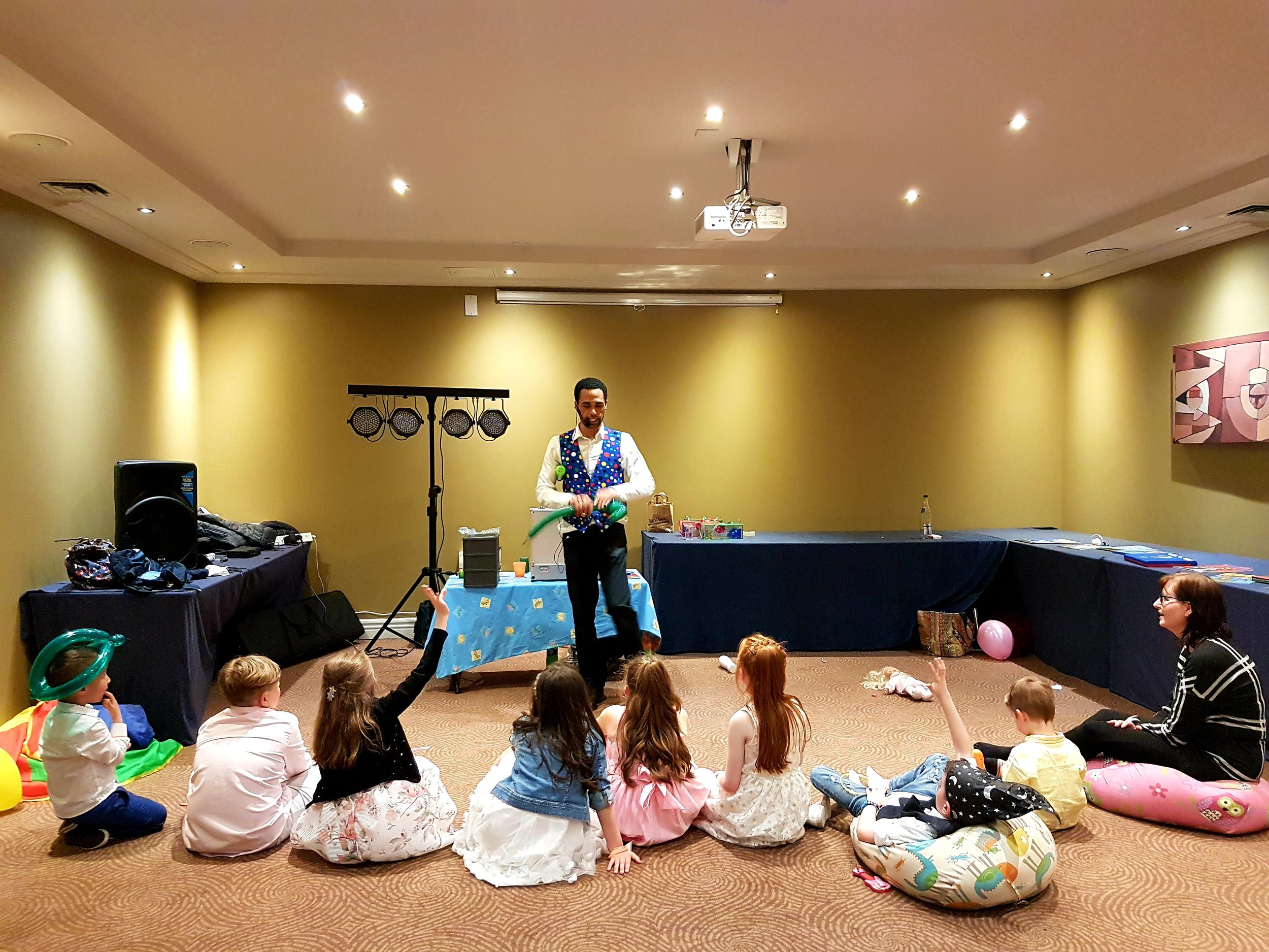 Wedding Magician Killarney