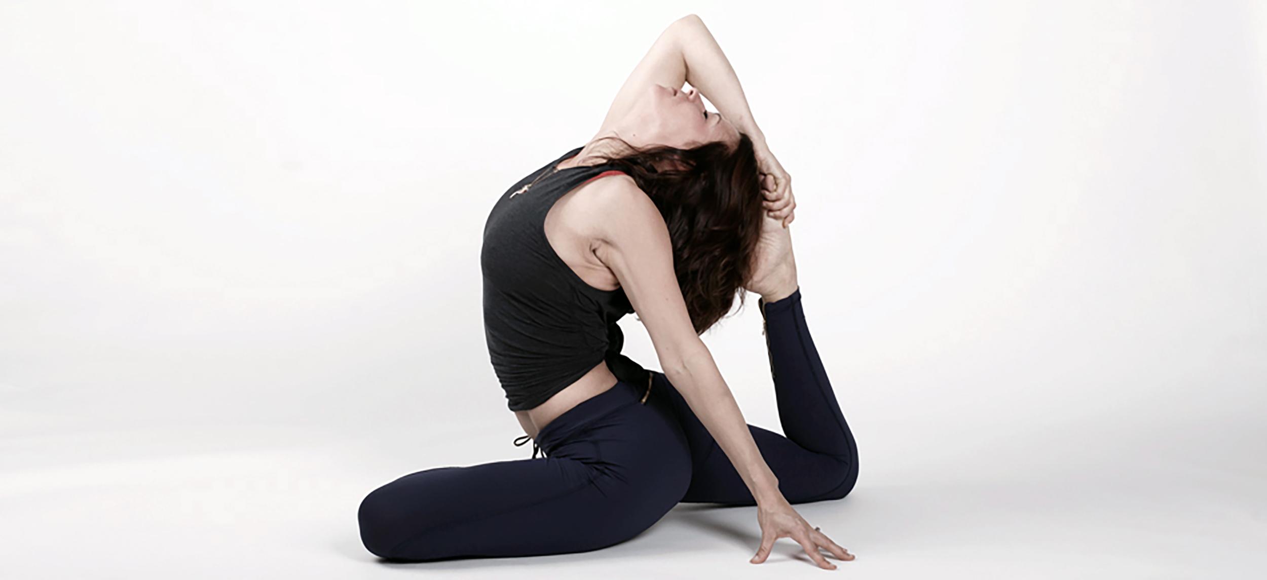 Naomi Absalom yoga teacher