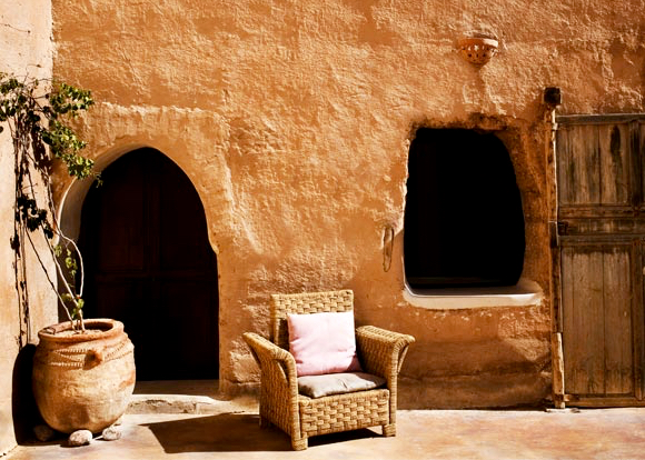 Yoga Explorers yoga retreat in Morocco - berber village