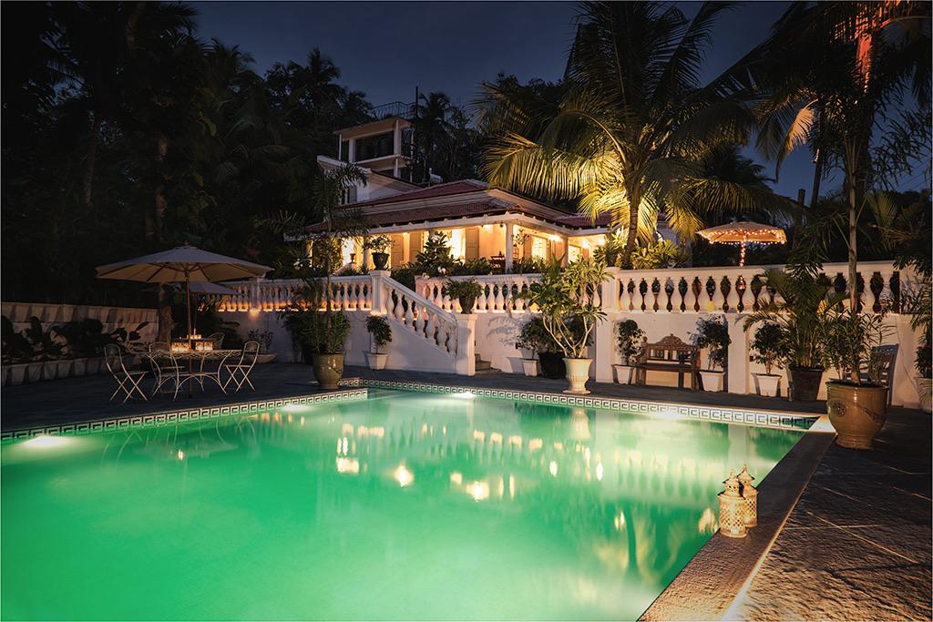 Yoga retreat Goa