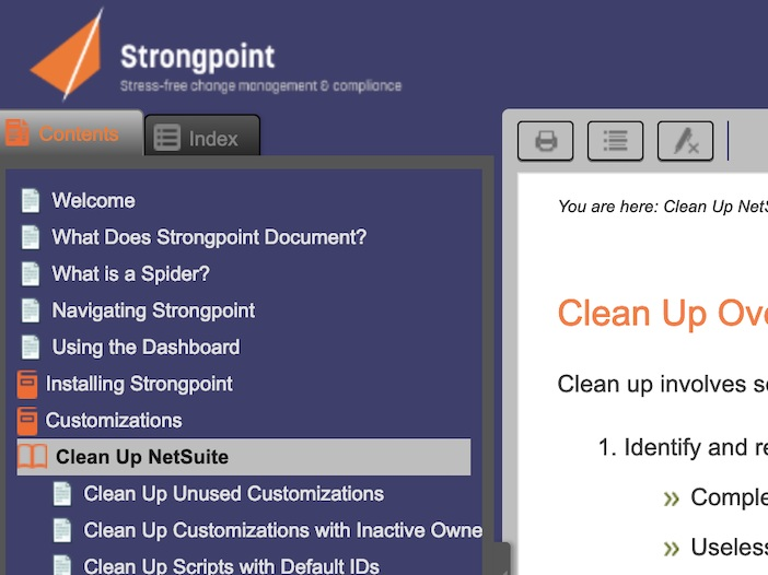 Strongpoint for NetSuite - https://help.strongpoint.io/strongpoint_for_netsuite/index.htm