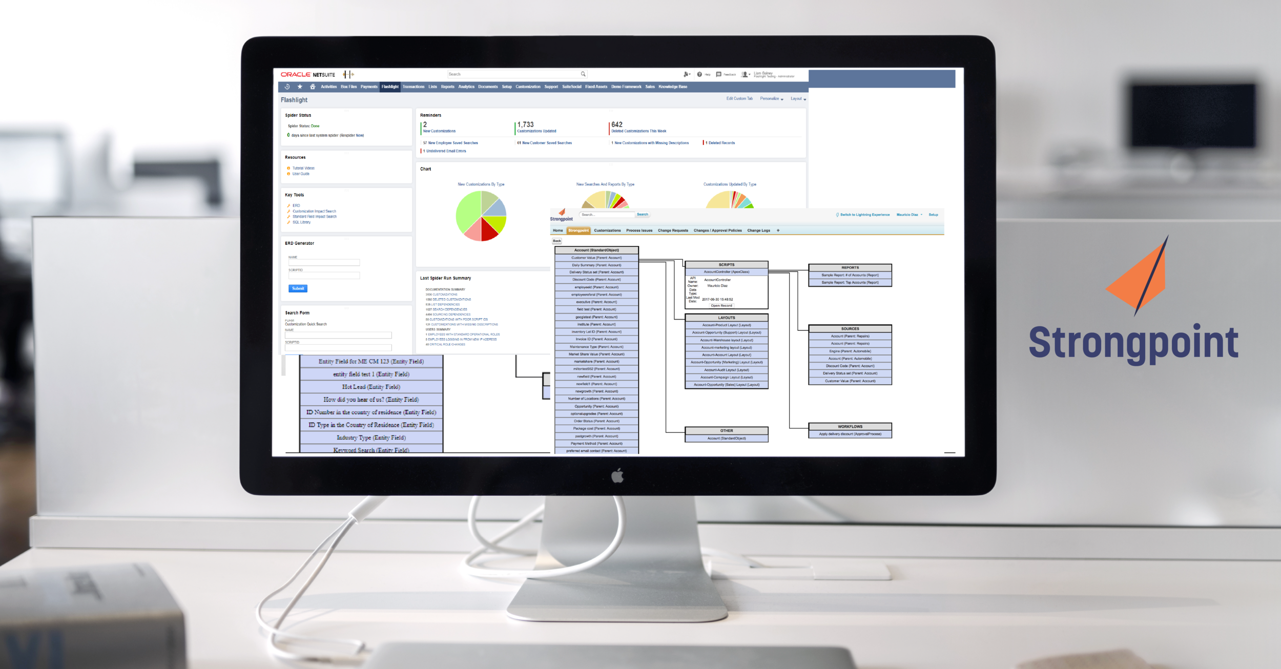 STRONGpoint open demo - Tuesday, July 23 @ 2:00-2:30pm ESTLearn more about how Strongpoint is the fastest and safest way to automatically document your systems, manage changes quickly, and achieve compliance.