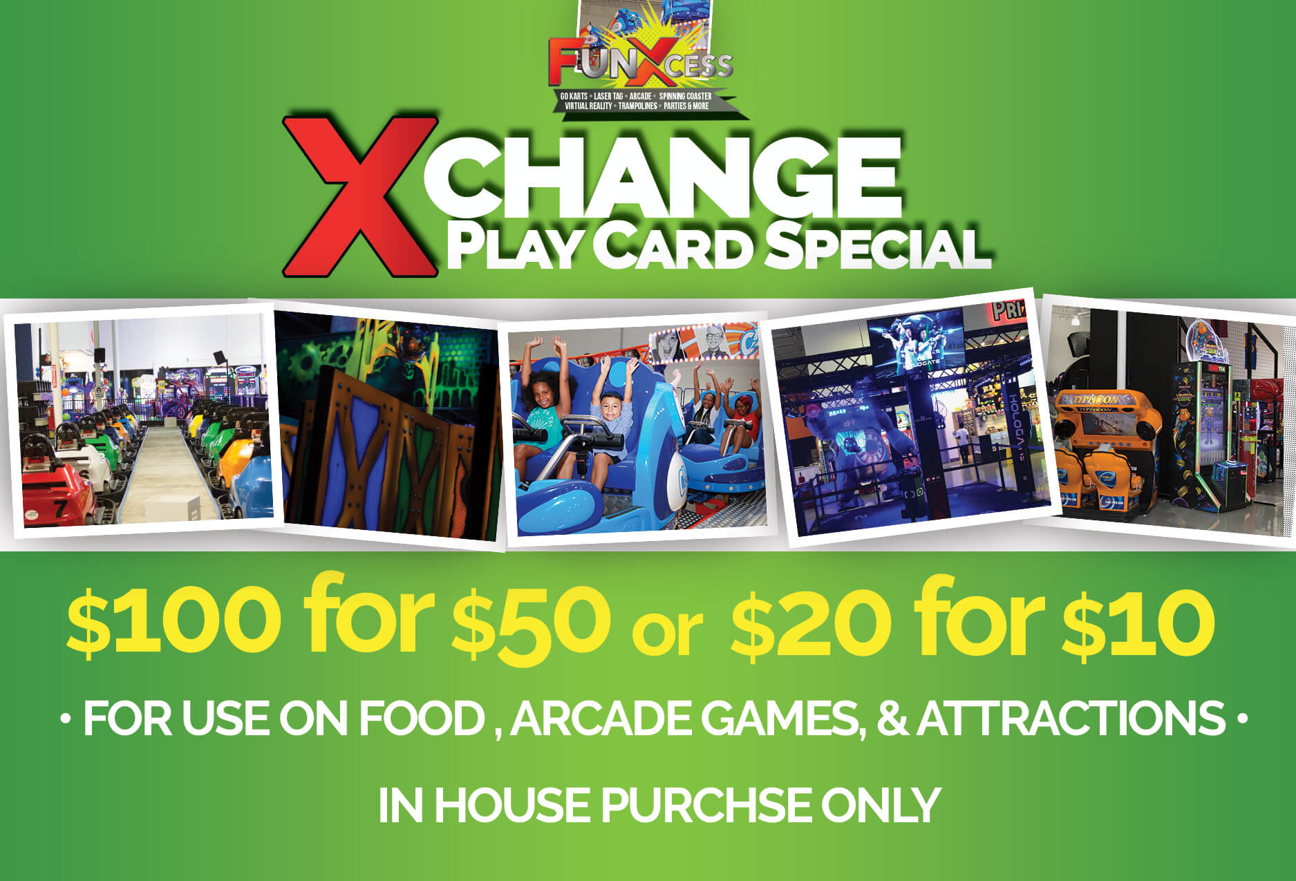XChange Play Card Special