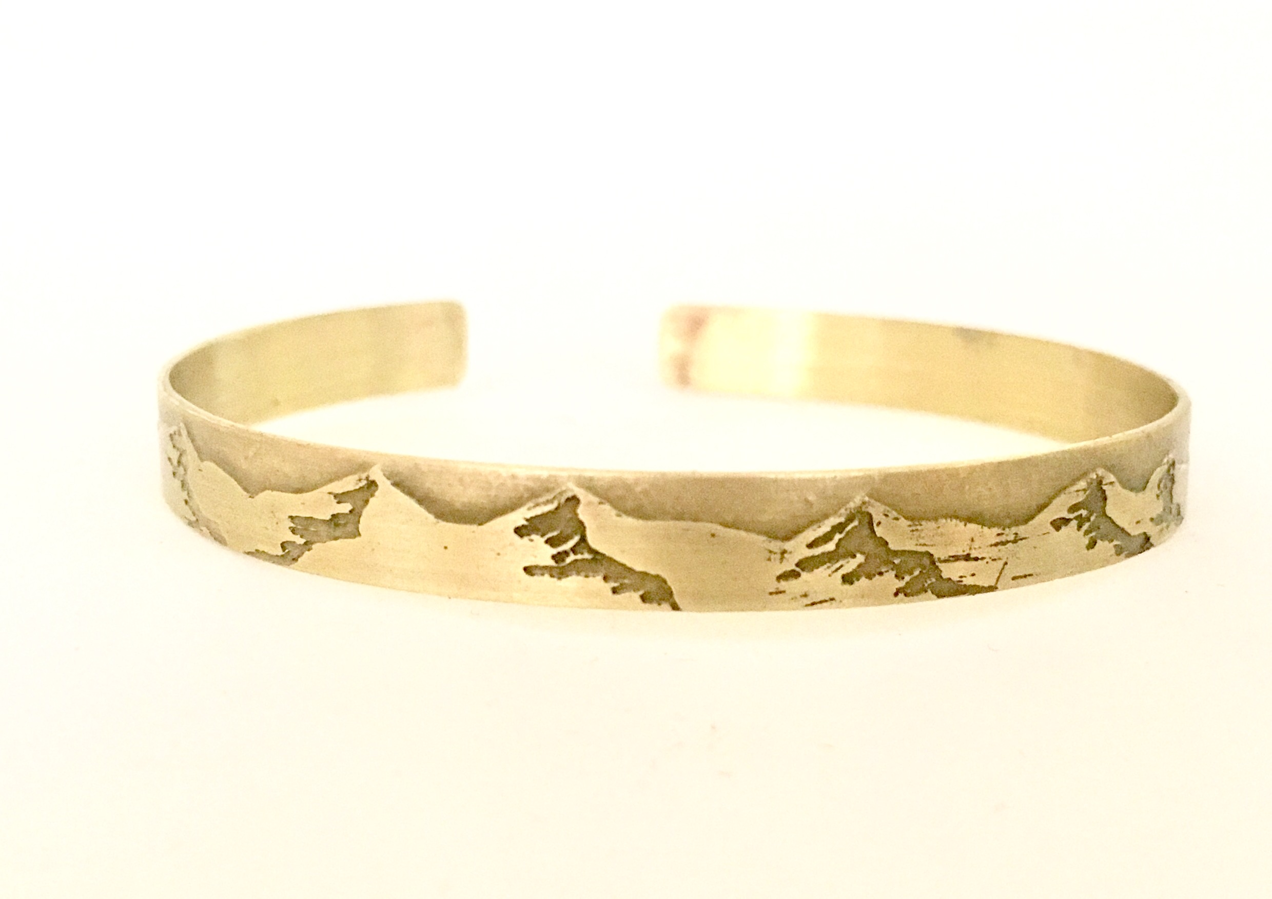Small Mountain Range Bracelet