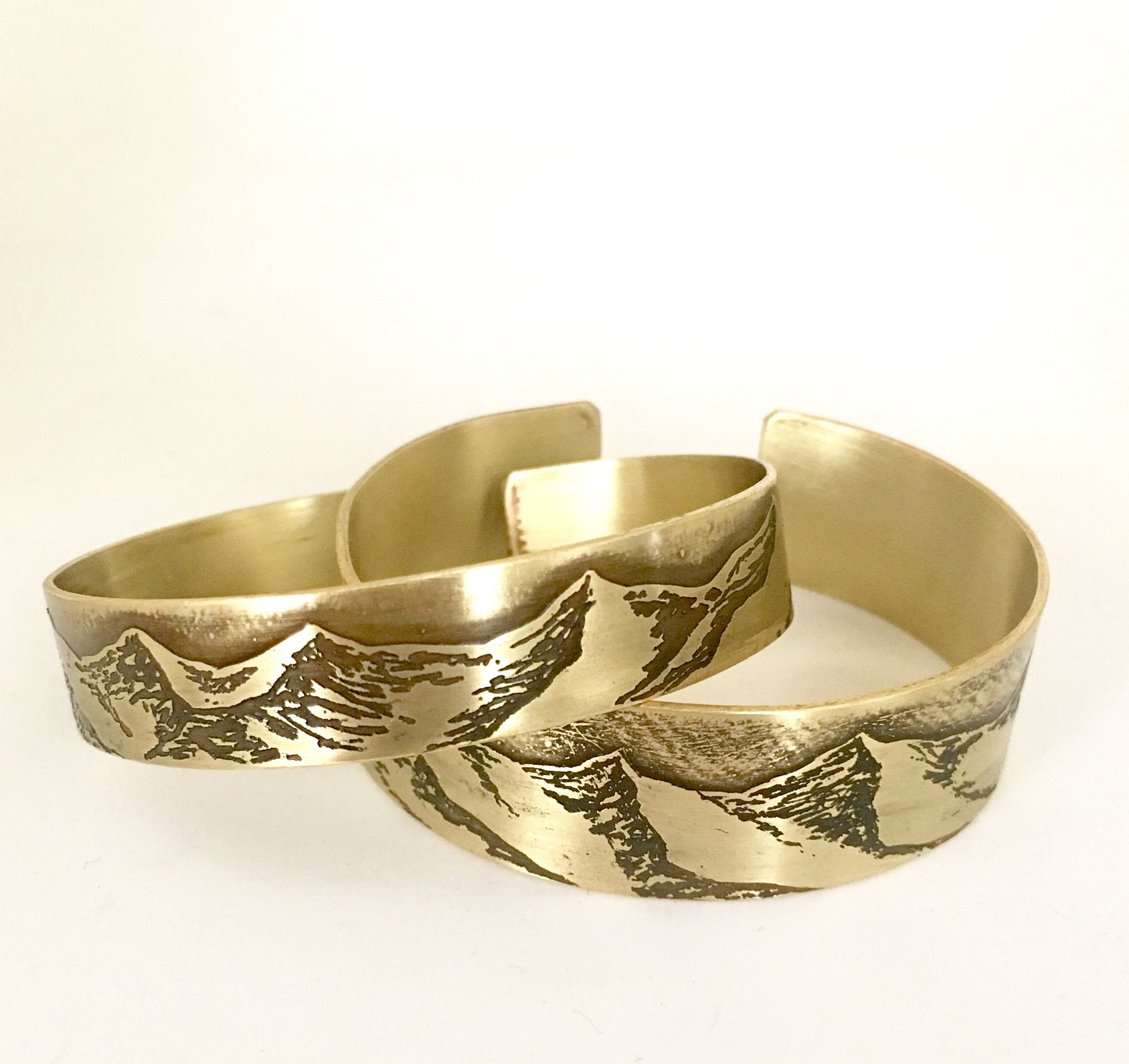 Mountain Range Bracelet