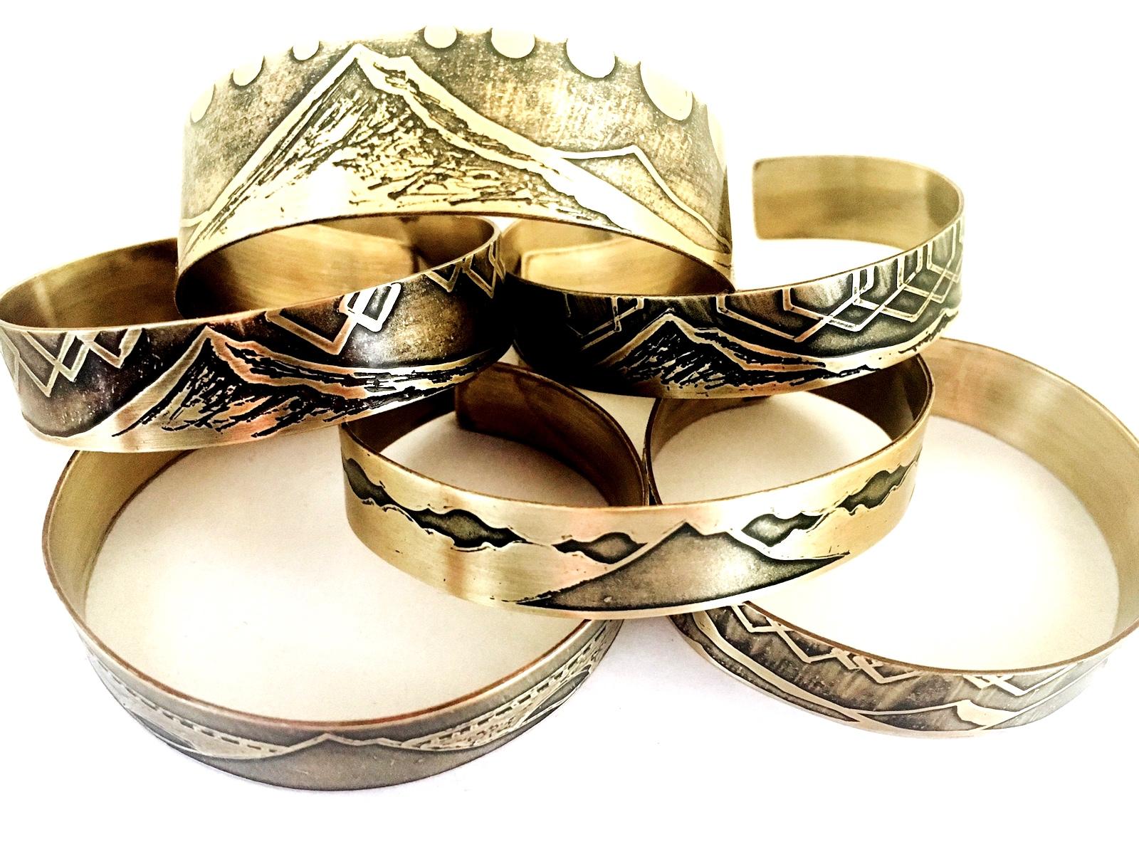 Bracelets and Cuffs
