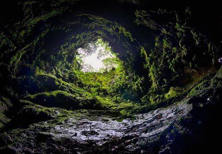 Inside the Vulcano