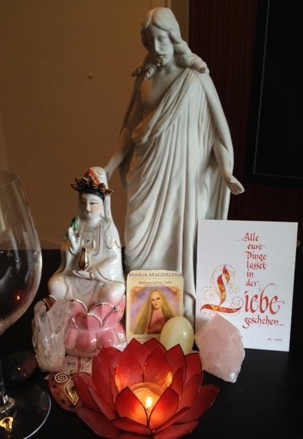 Hingabe - Ein Gebet -