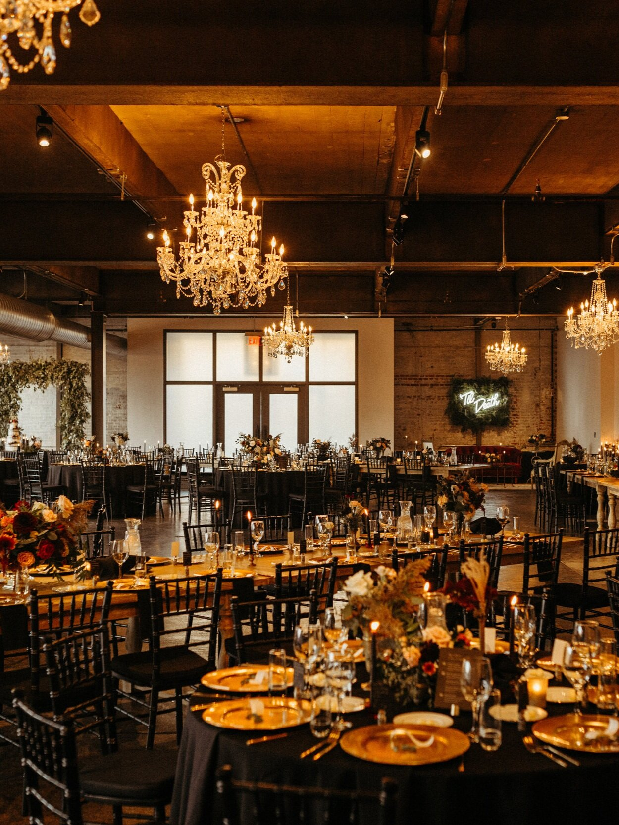More Than Flowers - The Pridmore Design team focuses on floral and event design, but we exist to be flexible to your unique needs. We also provide week-of coordinating, event design, paper suite design, layout assistance, favor display, vintage rental selection and more.