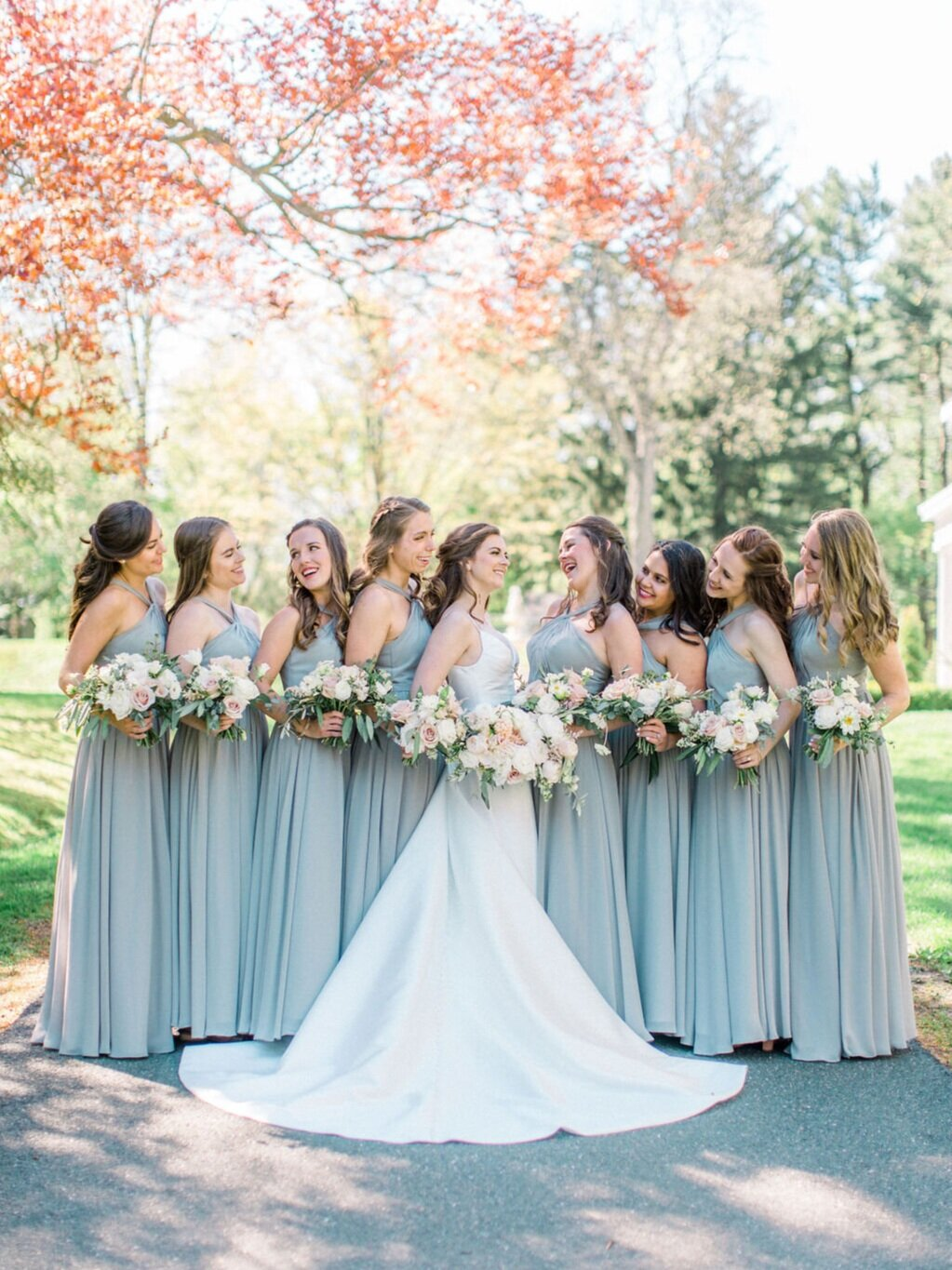 """Your Style is Our Style - People ask how we would define our style, and our response is """"Whatever style you love!"""". We love to create beautiful floral designs for couples with all styles; classic, bohemian, rustic, fine art, traditional, and any others you imagine."""