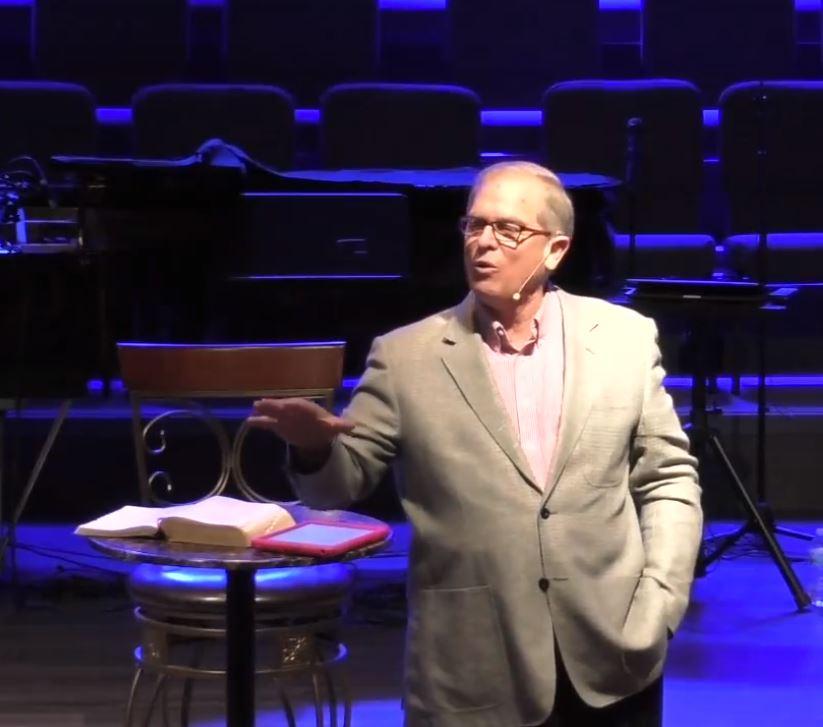 Randy Huckabee   Senior Pastor