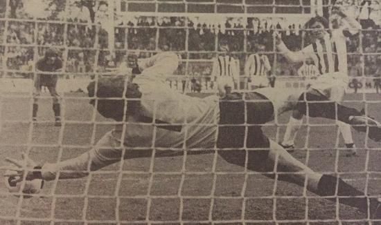 Mein gehaltener Elfmeter gegen Jupp Heynckes - Borussia Mönchengladbach