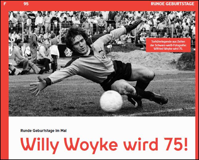 - Fortuna aktuell (27. April 2019) - Geburtstage im MaiLink: https://www.f95.de/uploads/tx_clubmanagement/magazine/FA_911_SV_Werder_Bremen.pdf (Seite 55)