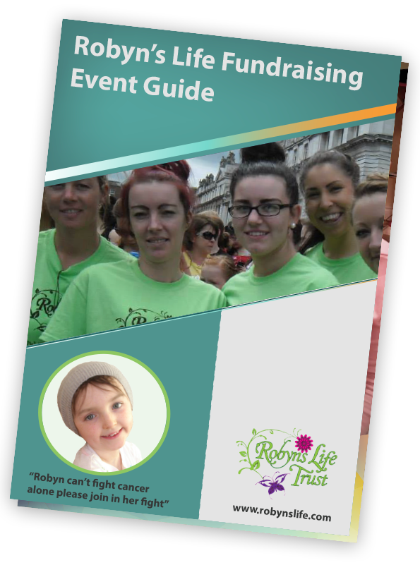 Download the Robyn fundraising guide