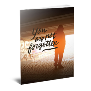 "Order ""You are not forgotten"""