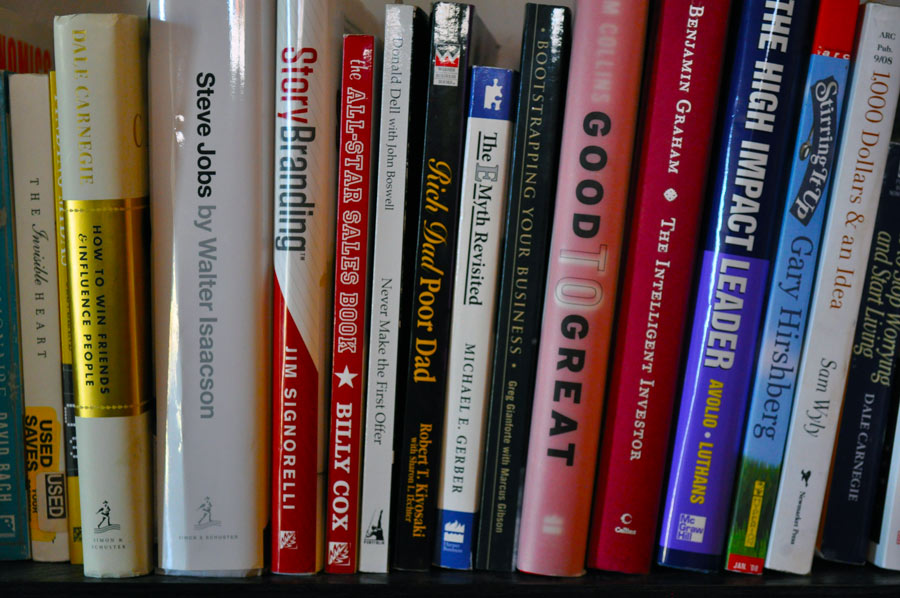 so many good books, so little time
