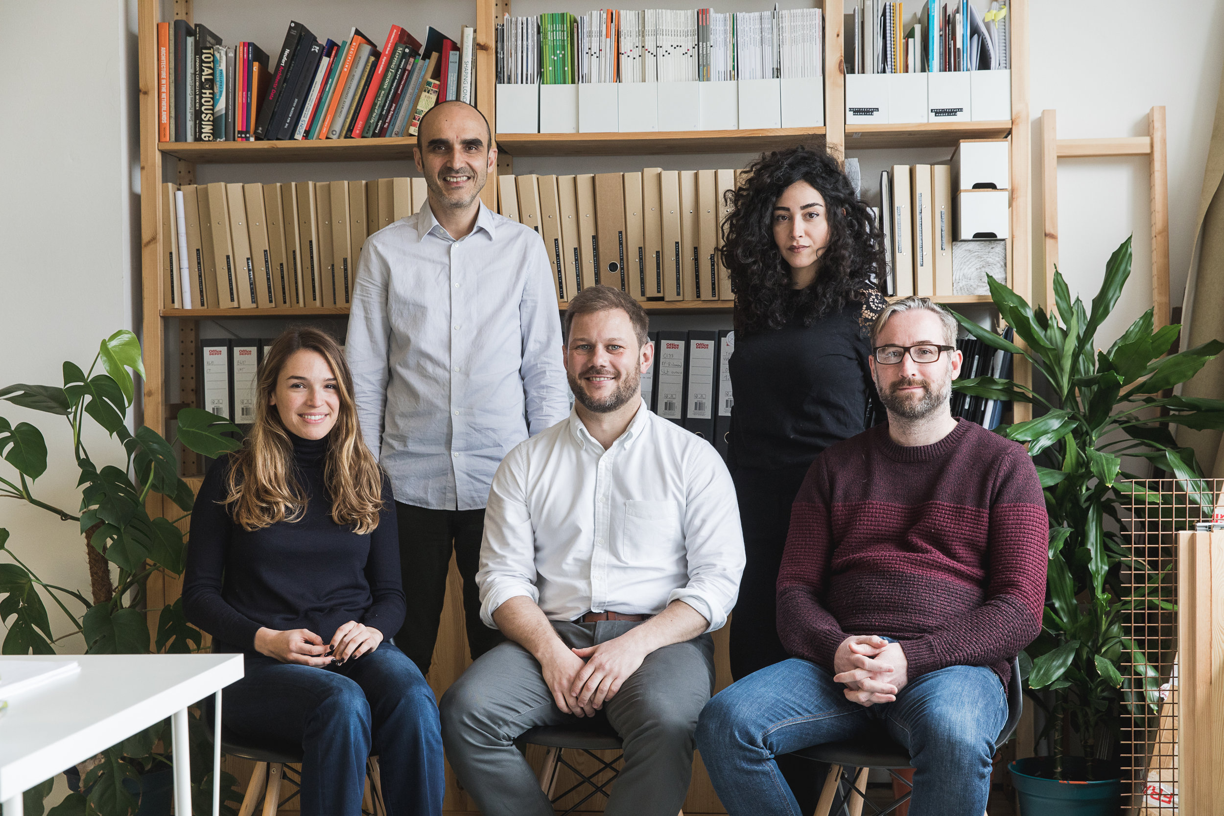 Architecture Team - Residential and commercial architecture