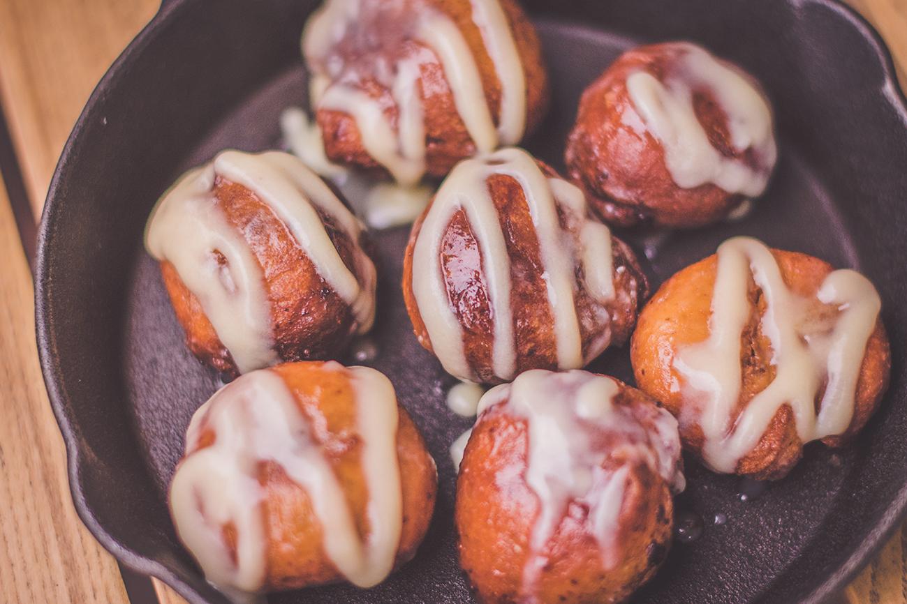 Cinnadoughnuts