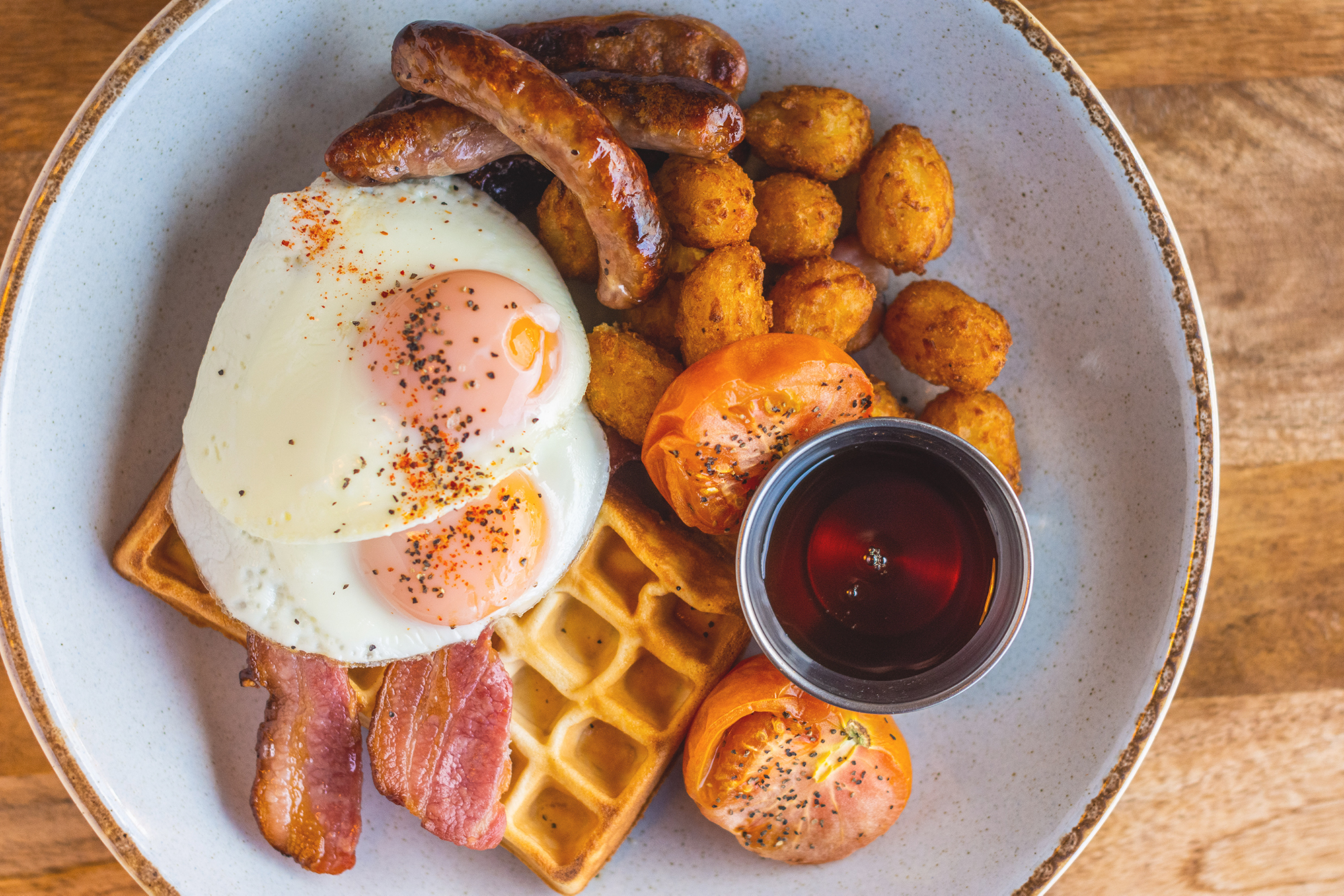 Breakfast and brunch -