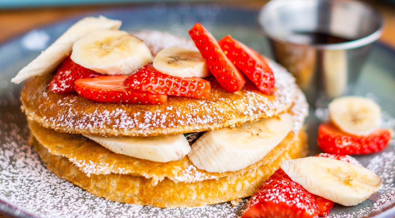 Three Stack American Pancakes
