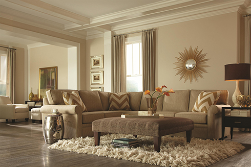 Brentwood Sectional at Belfort Furniture