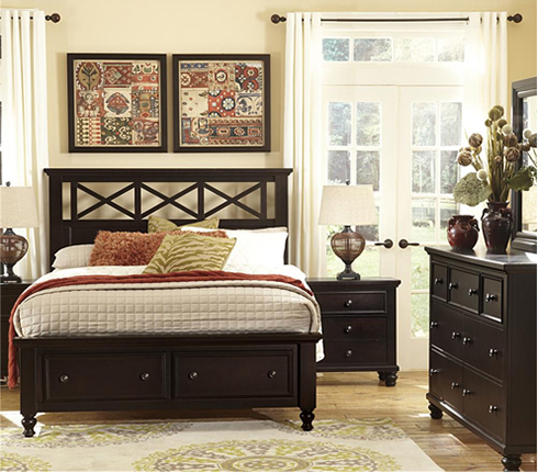 Ellington Bedroom at Belfort Furniture