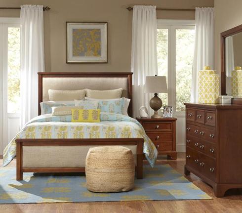 Taylor Bedroom at Belfort Furniture