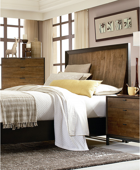 Kateri Bedroom at Belfort Furniture