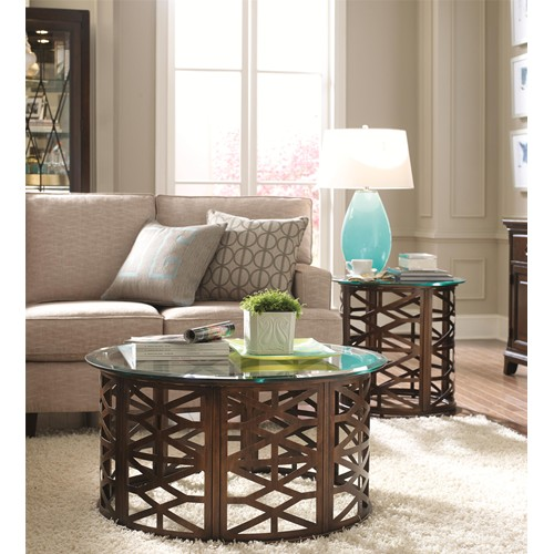 Bronze HGTV Home Furniture Collection Tables at Belfort Furniture