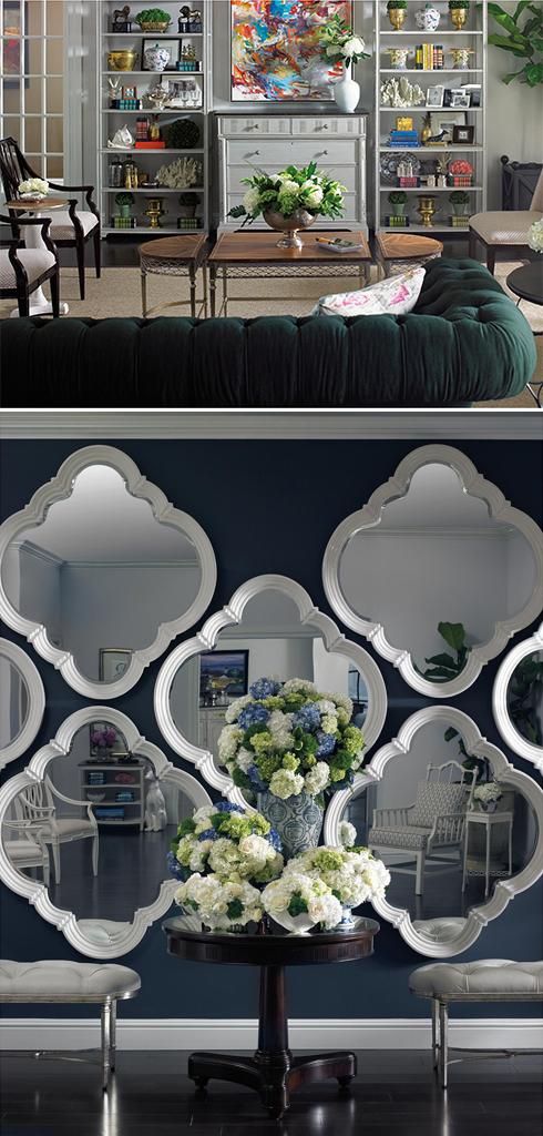 Occassional-Mirrors-Bench-Charleston-Regency-Belfort