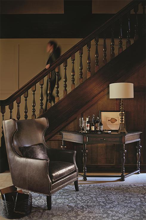 Bernhardt-Eaton-Square-Console-Table-Belfort-Furniture
