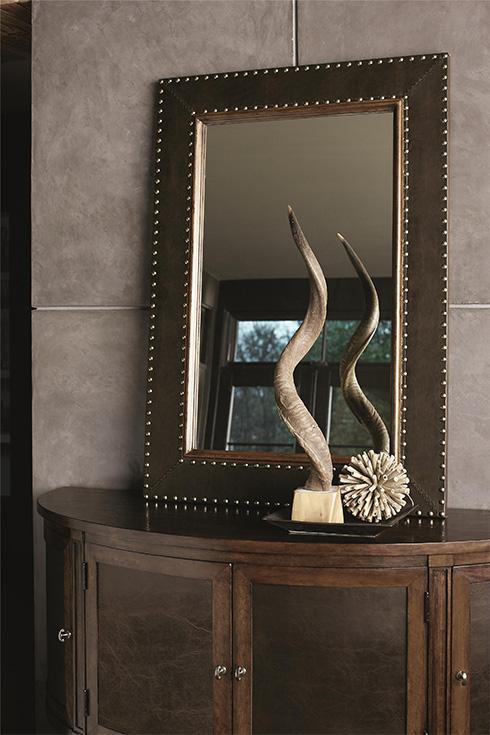 Bernhardt-Huntington-Leather-Mirror-Belfort-Furniture