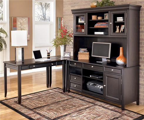 Carlyle-Corner-Desk-With-Credenza-Belfort-Furniture