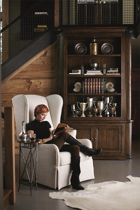 Bernhardt-Huntington-Bookcase-Belfort-Furniture