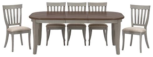 Pottersville-Antique-Grey-Oval-Dining-Table-Belfort-Furniture