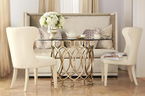 Salon_Round_Dining_Table_Bernhardt_Furniture