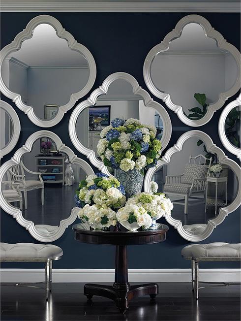 Stanley-Charleston-Regency-Quatrefoil-Mirror-Belfort-Furniture