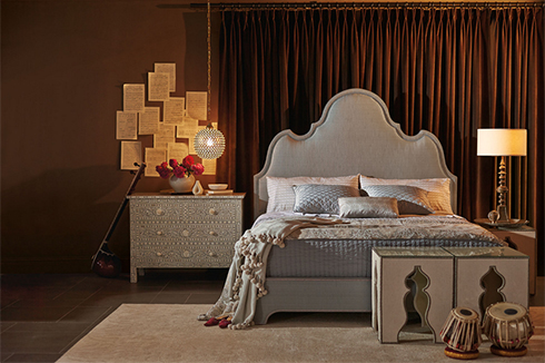 Bernhardt Interiors Upholstered Beds