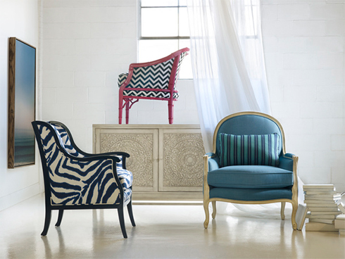Sam Moore Accent Chairs Belfort Furniture