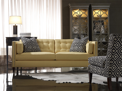 Sam Moore Eaton Sofa Belfort Furniture
