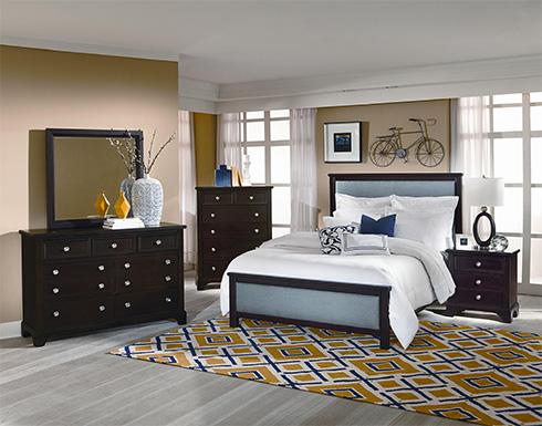 Stylish Bedroom Furniture at Belfort Furniture
