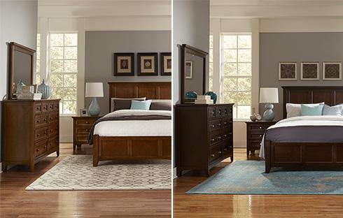 Vaughan Bassett Bedroom Furniture at Belfort Furniture