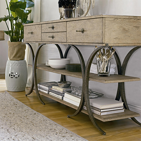 Coastal Living Sideboard at Belfort Furniture