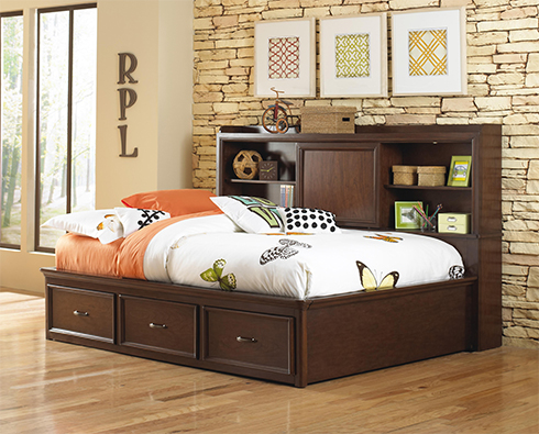 Griffin Storage Lounge Bed at Belfort Furniture
