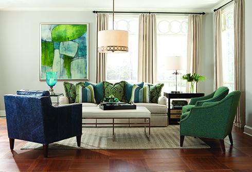 Huntington House Upholstery at Belfort Furniture